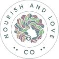 Nourish and Love Co. USA Logo