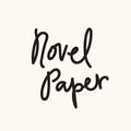 Novel Paper Logo