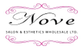 Nove Salon & Esthetics Wholesale Logo