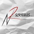 NR Scribbles Logo