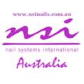 NSI Nails Australia Logo