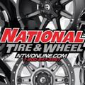 National Tire & Wheel Logo