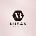 Nuban Beauty logo