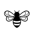 Nude Bee Honey Co Logo