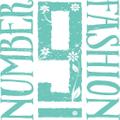 Number 9 Fashion Logo