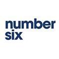 Number Six Logo