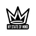 NY STATE OF MIND Logo