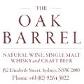 Oak Barrel Logo