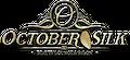 October Silk Hair Extensions Logo