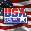USA Drinking Team Logo