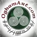 OghamArt Logo