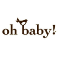 oh baby! Logo