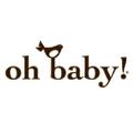 oh baby! Logo