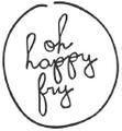 Oh Happy Fry Logo