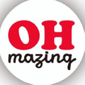 Oh-Mazing Food Logo
