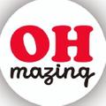 Oh-Mazing Food logo