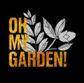 Oh My Garden! Logo
