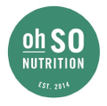 OhSo Nutrition Logo