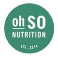 OhSo Nutrition logo