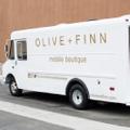 OLIVE + FINN Logo