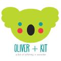 Oliver + Kit Logo