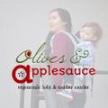 Olives & Applesauce USA Logo