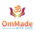 OmMade Peanut Butter logo
