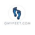 OMyFeet Logo