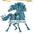 ONE HORSE THREADS Logo