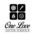 One Love Auto Group USA Logo