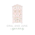 Opal And June Logo