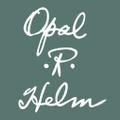 Opal .R. Helm USA Logo