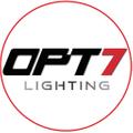 Opt7 Lighting Logo