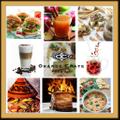 Orange Crate Food Company Logo