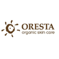 Oresta organic skin care logo