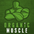 Organic Muscle Fitness Supplements Logo