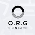 O.R.G Skincare Logo