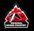 ORIGINAL GOOSE COUNTRY Logo