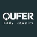 OUFER BODY JEWELRY logo