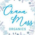 Oxana Mess Organics Logo