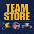 Pacers Team Store Logo