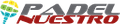 Padel Nuestro Logo