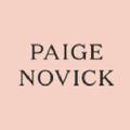 PAIGE NOVICK Logo