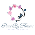 Paint By Flowers Logo