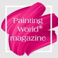 Painting World Magazine Logo