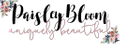 paisleybloom Logo