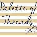 Palette of Threads USA Logo