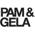 Pam and Gela Logo