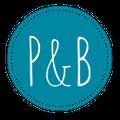 P&B Home logo