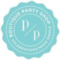 Paper & Parties Logo